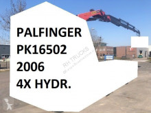 Palfinger PK16502 - 4X HYDRAULIC + REMOTE + 2 OUTRIGGERS PK16502 辅助起重机 二手