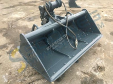 Morin tiltable ditch cleaning bucket M4 -1600mm - 2 Vérins