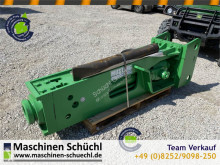 Equipamientos maquinaria OP Martillo hidráulica Mustang BRH 501 Abbruchhammer 20to Bagger