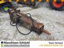 Equipamientos maquinaria OP Martillo hidráulica Sandvik Abbruchhammer , ca. 700 kg für 10-15 to Bag