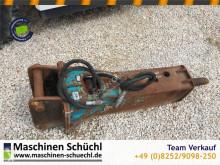 Vybavenie stavebného stroja MSB Abbruchhammer 400, 670kg für 10-15 to Bagger hydraulické kladivo ojazdený