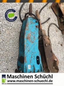 MSB Abbruchhammer 250 ca. 300kg für 5-8to Bagger martello idraulico usata