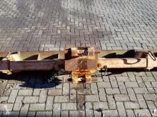 Pièces entretien des espaces verts Baggerbak 4 meter