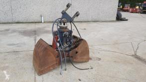 Equipamientos maquinaria OP pinza hydraulische grijper