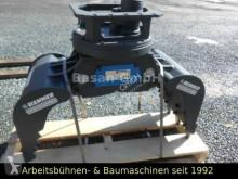 Equipamientos maquinaria OP cuchara de mordazas Hammer GRP 150 Sortiergreifer f. Bagger 1,5 4 t