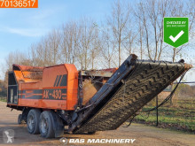 Trituración, reciclaje cinta transportadora Doppstadt AK430 Profi Dutch machine