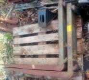 Equipamientos maquinaria OP Horquilla para palets LSB Gabelzinken