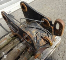紧固件和耦合器 无公告 Attache rapide Schwarz Hydraulischer Schnellwechsler CW40S pour excavateur