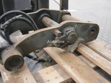Equipamientos maquinaria OP SMP Attache rapide Hydraulischer Schnellwechsler 25Gr pour excavateur Enganches y acoplamientos usado