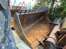 Equipamientos maquinaria OP Pala/cuchara Hitachi Universalschaufel (runder Boden) 3450mm für ZW370