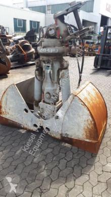 Equipamientos maquinaria OP cuchara de mordazas HGT Zweischalentiefbaugreifer DCS5-800mm