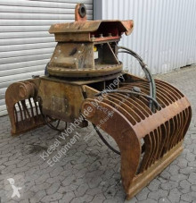 Equipamientos maquinaria OP cuchara de mordazas Caterpillar Abbruch und Sortiergreifer 1100MM GR21 SW40