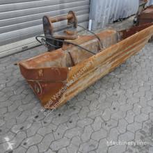 Godet Kaiser Grabenräumlöffel schwenkbar 2000mm, MS21 Aufnahme