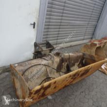 Baumaschinentechnik Grabenräumlöffel schwenk lopata použitý