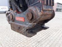 Attaches et coupleurs Oilquick OQ80 Attache rapide Hydr. Schnellwechsler pour excavateur