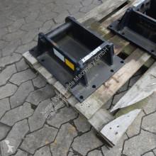 Attache rapide WOLF Schraubadapter MS03 pour chargeuse sur pneus klemmer og kontrollere brugt