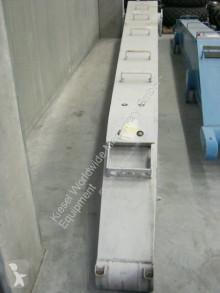 Braccio di sollevamento Terex Bras de pelle pour excavateur MHL 380