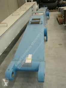 Equipamientos maquinaria OP Brazo de elevación Fuchs Bras de pelle TEREX Kastenausleger, 7,3 m, MHL 330 pour excavateur