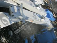 Equipamentos de obras braço de elevação Fuchs Bras de pelle Ladestiel, 4600 mm pour excavateur TEREX- MHL 460