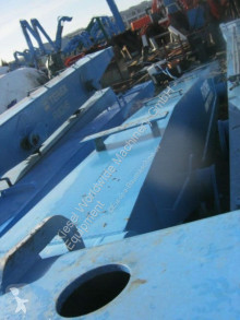 Equipamentos de obras braço de elevação Fuchs Bras de pelle Kastenausleger, 7400 mm pour excavateur TEREX- MHL 350