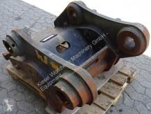 Equipamentos de obras engates rápidos e componentes Verachtert Attache rapide Hydraulischer Schnellwechsler CW55S pour excavateur
