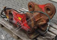 Equipamientos maquinaria OP Enganches y acoplamientos Lehnhoff Attache rapide Hydraulischer Schnellwechsler HS25 pour excavateur