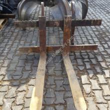 Equipamientos maquinaria OP Horquilla para palets Caterpillar Palettengabel 1200mm, passt zu 924H SWE