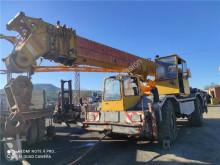 Braccio di sollevamento Liebherr Bras de grue Tramos Extensiones Pluma pour excavateur LTM 1030