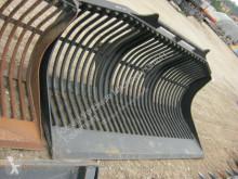 Equipamentos de obras balde balde de triagem Ahlmann Gitterschaufel 2500mm, passend zu Schnellwechselaufnahme AS1600