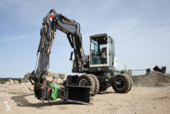 Attaches et coupleurs One-TP Tiltrotator montage attache Oilquick