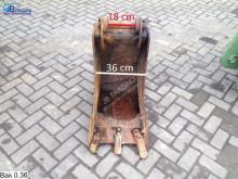 Equipamientos maquinaria OP Pala/cuchara Deep Bucket