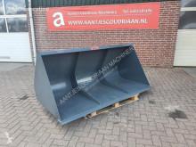 Vybavenie AGM volumebak 925 liter lopata ojazdený