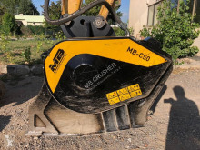 MB Crusher Benna frantumatrice MB-C50 S4 used bucket