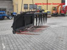 Equipamientos maquinaria OP pinza Anbaugreifer f. Teleskop- und Radlader