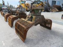 Equipamientos maquinaria OP pinza Rotar RSG700 CW40 sorteergrijper
