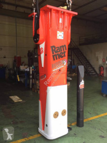 Rammer G 100 Tunnel used hydraulic hammer