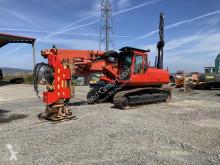 Equipamientos maquinaria OP ABI Ramme / Ersatzteilspender / defekter Mast usado
