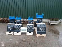 Equipamientos maquinaria OP pinza Hammer GR15 sorteerknijper grijper nieuw!