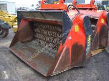 Equipamientos maquinaria OP Allu SMH 4-27 (233) MIETE RENTAL Pala/cuchara usado