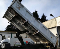 Meiller used tipper
