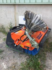 Equipamientos maquinaria OP barredora Tuchel