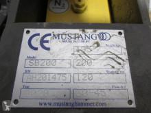 Mustang SB 200 used hydraulic hammer