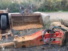 Equipamientos maquinaria OP Martillo hidráulica Promove