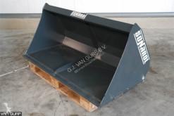 Máquinas Dichte bak 2.20m breed balde usado