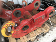 LEHN PC210LC-11 used hitch and couplers