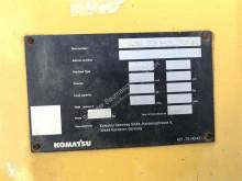 Equipamientos maquinaria OP KOMA WA320-6 usado