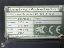 Equipamientos maquinaria OP Kaiser WA270-8 usado