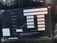 Attrezzature per macchine movimento terra KOMA WA70-7 usata