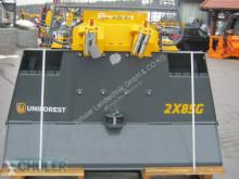 Stavební vybavení Uniforest 2 x 85 G nový