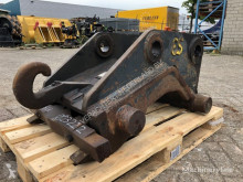 Liebherr hitch and couplers Attache rapide Quick coupler CW55-S-H.6.N pour excavateur R924